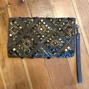 Urban Outfitters Bags - urban outfitters clutch/wristlet